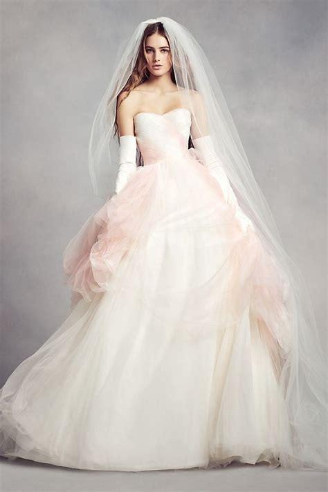 Pink Wedding Dress Trend Entertainment Tonight