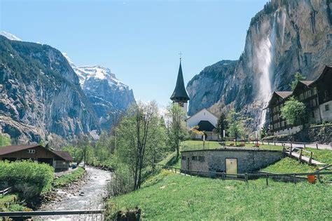 Mountain Villages Of Switzerland Interlaken