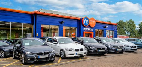 motorpoint chingford  car supermarket