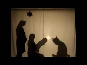 Nativity Shadow Drama very cool idea for a christmas