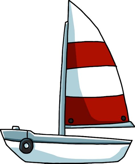 Sailboat Icon Transparent by Sailing Boat Clipart Transparent Background Pencil And