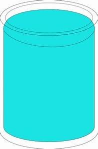 Glass Of Water clip art vector, free vector images - Vector.me