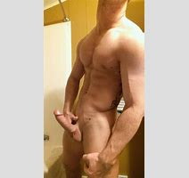Nude Jock With A Thick Hard Cock Men Showing Cocks