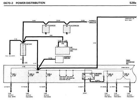 repair manuals bmw 528e 535i 1986 electrical repair