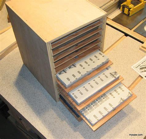 2008   Sandpaper Box   MySaw