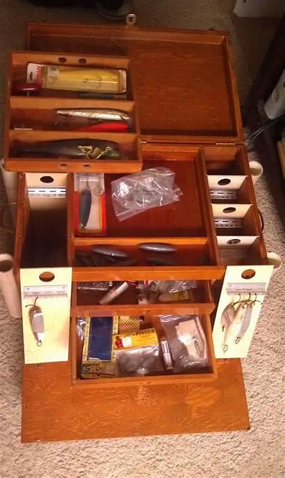 Box Tackle Range Wooden Custom Fishing Bdoutdoors