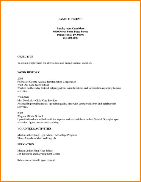 Free Sle Resumes Templates by 13 Free Resume Templates Freeresumetemplates Resume