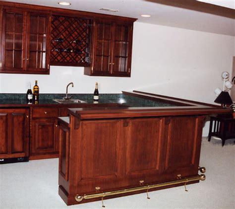 custom bar custom home bar cabinets basement bars pa