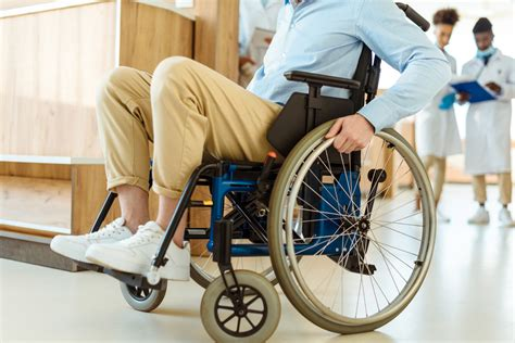 5 Different Types Of Wheelchairs
