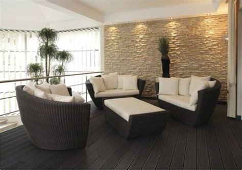 steinwand wohnzimmer video, wohnzimmer steinwand beleuchtung – home design, Design ideen