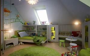 Zimmer Mit Dachschräge Gestalten : kinderzimmer gestalten junge mit dachschr ge ~ Lizthompson.info Haus und Dekorationen