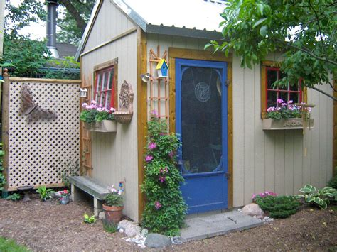 garden sheds they ve never looked so landscaping
