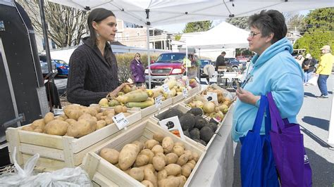 Friday night farmers market coming to downtown Allentown ...