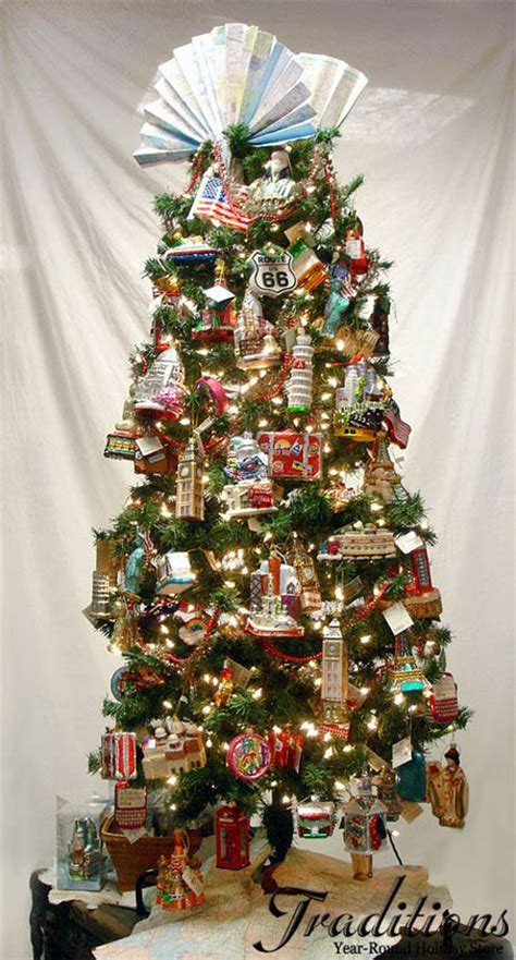 decorating ideas for christmas around the world 30 creative tree theme ideas all about