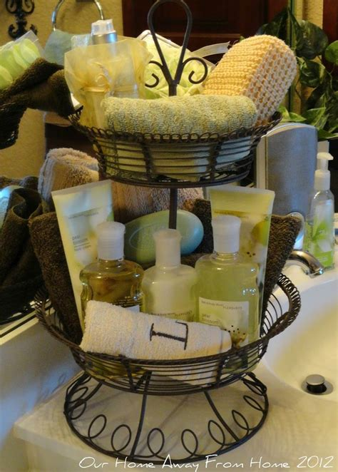 bathroom basket ideas pin by day on for the home