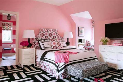 Cute Bedroom Ideas For Teenage Girl Design