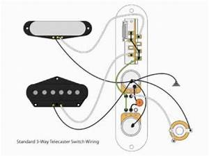 4-way Diy Telecaster Switch Mod