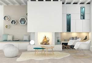 Aménagement D Un Salon : un salon sur mesure meuble salon appartement agence ~ Zukunftsfamilie.com Idées de Décoration