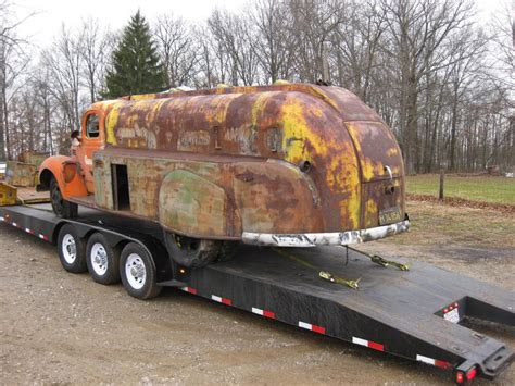 Wanted Old Fuel Tanker Truck Ford Truck Enthusiasts Forums