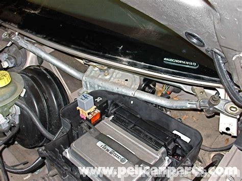 automotive repair manual 2012 volkswagen cc windshield wipe control audi a4 1 8t volkswagen wiper motor replacement golf jetta passat beetle pelican parts