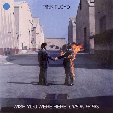 pink floyd       paris vinyl lp