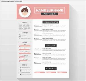 creative resume templates free samples examples With creative resume format