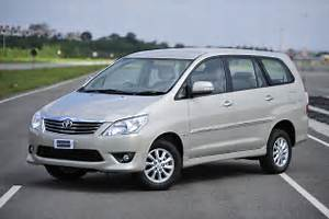 Toyota Innova Facelift Launched In India Carblogindia