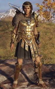 Greek Heroes Set - How to Get & Armor Stats - Assassin's ...