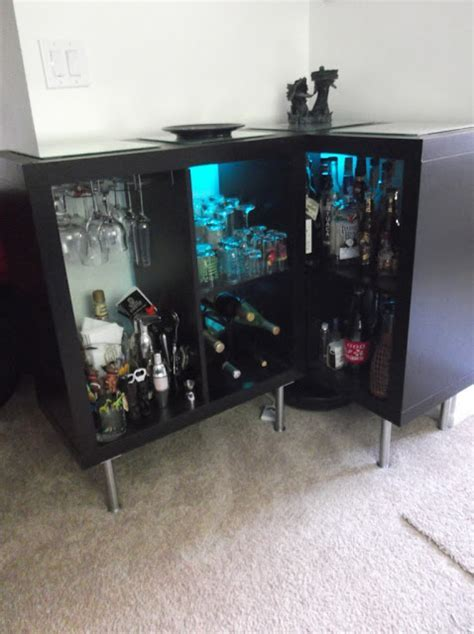 Yup, another Expedit Bar   IKEA Hackers   IKEA Hackers