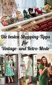 Shopping Tipps Fr Retro Und Vintage Mode Authentische