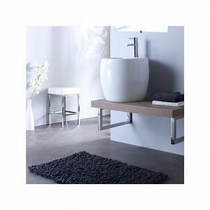 plan de toilette et vasque vasques en ceramique sur With meuble de salle de bain suspendu design