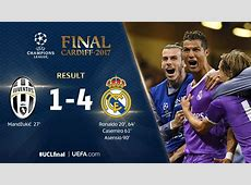 Real Madrid Wins UEFA Champions League 2017