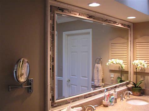 bathroom mirror decorating ideas diy mirror frame ideas decosee com