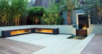 Garden Bench Seating by Outdoor Benches Interior Design Ideas
