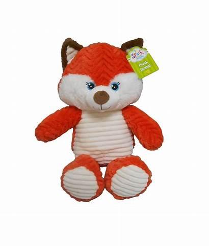 Fox Plush Spark Imagine Create Walmart Animal