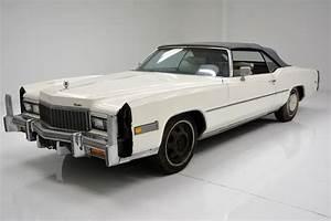 Cadillac Eldorado Cabriolet : 1976 cadillac eldorado convertible for sale 88864 mcg ~ Medecine-chirurgie-esthetiques.com Avis de Voitures