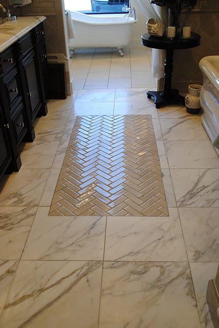 unusual bathroom floor ideas shelterness