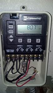 How To Wire A Pe153 Digital Timer To A 2