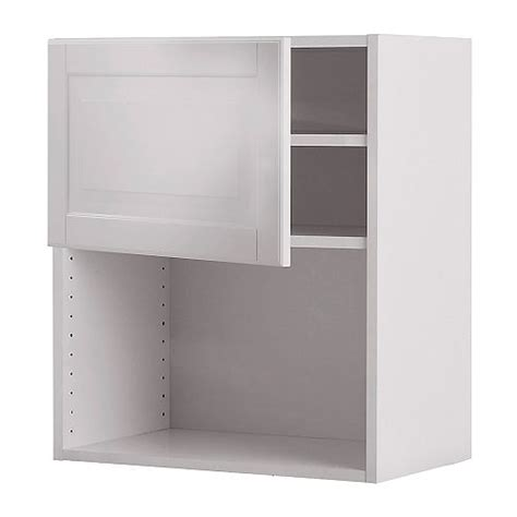 ikea microwave wall cabinet faktum wall cabinet for microwave oven lidingö off white