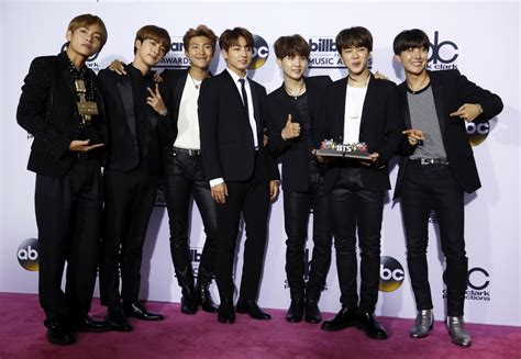 Who Are Bts? All You Need To Know About The 2017 Billboard