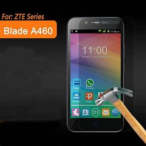 For Zte Blade A460 5 0 Inch 1 Pc Tempered Glass Protection