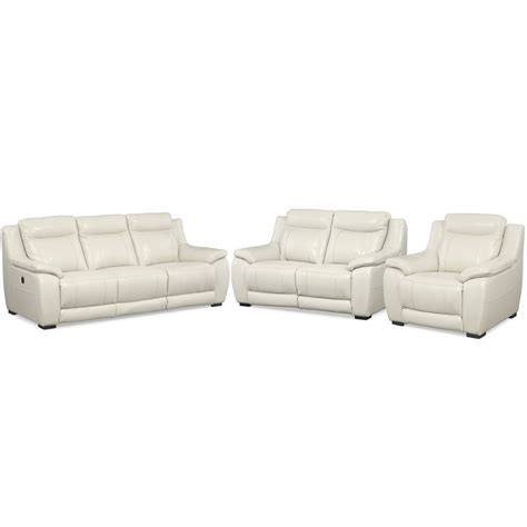 Power Reclining Sofa And Loveseat Sets by Lido Power Reclining Sofa Reclining Loveseat And Recliner