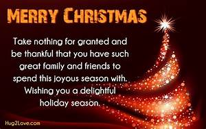 Top 25 Merry Christmas Wishes Quotes for Friends 2017