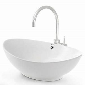 Waschbecken Oval Aufsatz : vilstein keramik einbauwaschbecken waschbecken einbau einsatz waschtisch 100cm eur 99 00 ~ Orissabook.com Haus und Dekorationen