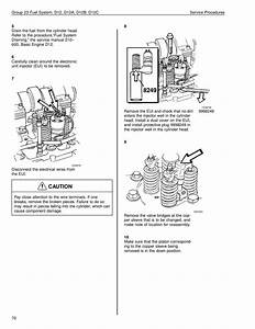 Semi Truck Volvo D13 Engine Diagram