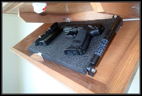 covert cabinet hg 21 handgun cabinet review preparing