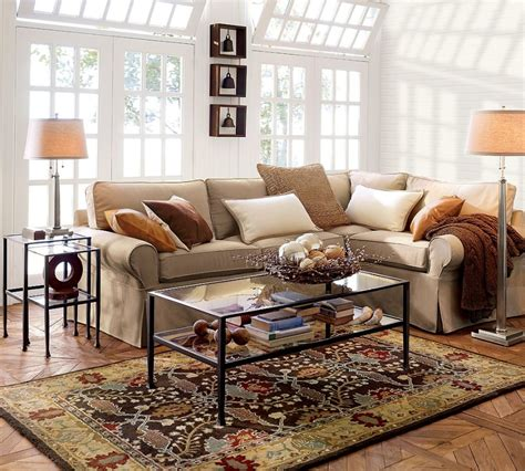 Living Room Remarkable Pottery Barn Style Living Room Just