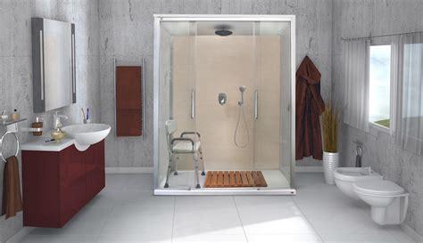 docce piccole dimensioni cambio vasca in doccia