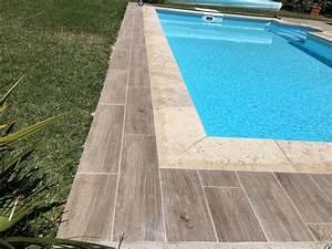 terrasse piscine carrelage imitation bois oc98 jornalagora With carrelage terrasse piscine