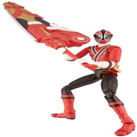 Power Rangers Samurai Collector Shinkenger Red Ranger ...